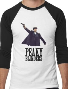 Peaky Blinders Murphy Men's Baseball ¾ T-Shirt