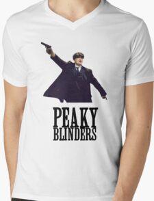 Peaky Blinders Murphy Mens V-Neck T-Shirt