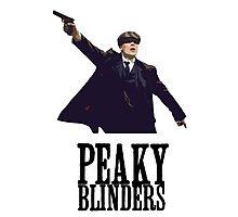 Peaky Blinders Murphy Photographic Print