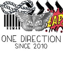 One Direction Tattoo by RileyElizabeth9