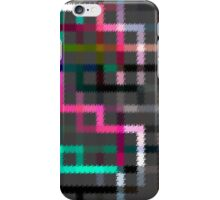 Quilted Color iPhone Case/Skin