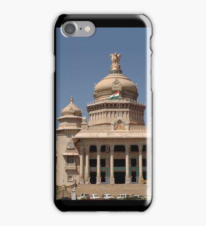 Vidhana Soudha iPhone Case/Skin