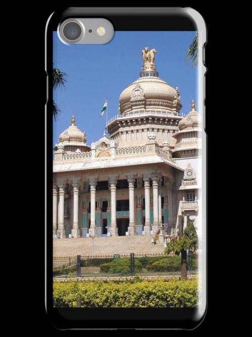 Vidhana Soudha by AravindTeki