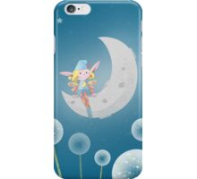 Moon Fairy iPhone Case/Skin