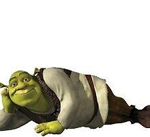Sexy Shrek by CarCatchers1