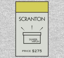 Scranton Monopoly Location ( The Office ) by huckblade