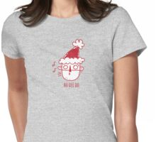 The Eleventh Santa Womens Fitted T-Shirt