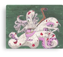 Nyarlathotep, the Crawling Chaos Canvas Print