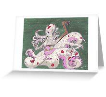 Nyarlathotep, the Crawling Chaos Greeting Card