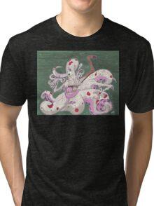 Nyarlathotep, the Crawling Chaos Tri-blend T-Shirt