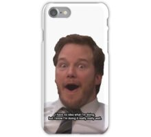 Andy Doesn't Know iPhone Case/Skin
