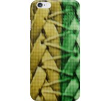 an eye for a woven iPhone case.. iPhone Case/Skin