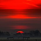 Red sun 3 by THHoang
