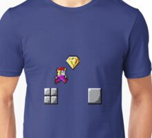 Crystal Caves Mylo Jumping Unisex T-Shirt