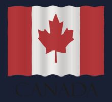Canadian flag Kids Clothes