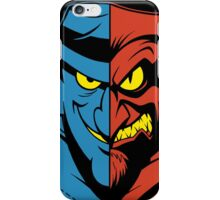 GADGET VS CLAW iPhone Case/Skin