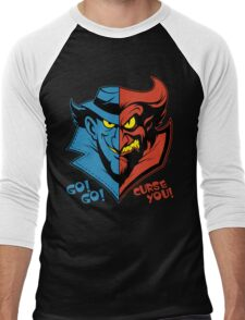 GADGET VS CLAW Men's Baseball ¾ T-Shirt