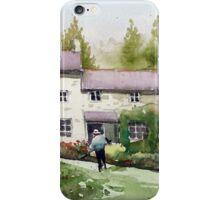Marrington Mill, Shropshire, England iPhone Case/Skin