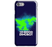 The Good Dinobot iPhone Case/Skin