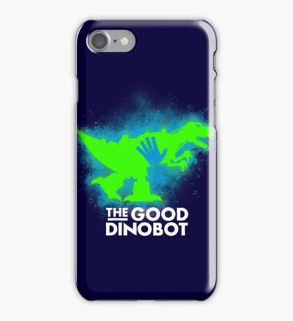 The Good Dinobot iPhone Case/Skin