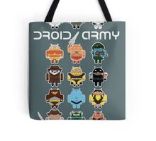 DroidArmy: Maclac Squadron (on your wall!) Tote Bag
