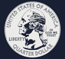 WASHINGTON-QUARTER DOLLAR by IMPACTEES