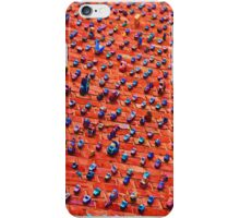 Wall of Cars iPhone Case/Skin