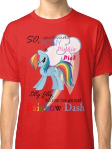 Best pony Classic T-Shirt
