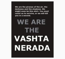 We Are The Vashta Nerada by HiItsJenny