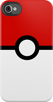 Poké Ball iPhone Case by Tom Trager