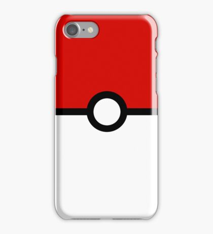 Poké Ball iPhone Case iPhone Case/Skin