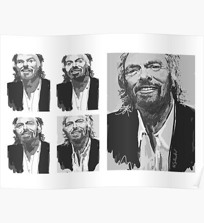 Making Richard Branson 2011 Poster