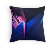 21.10.2011: Zero Gravity Throw Pillow