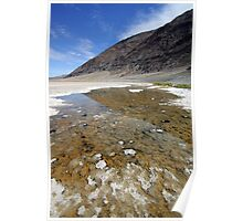 Badwater Basin Poster