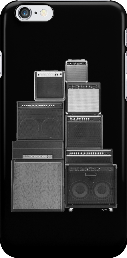 the great wall of LOUD : white ink edition by sjem ©