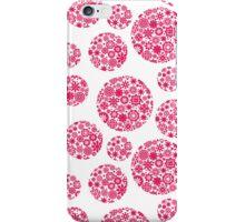 Flower balls. iPhone Case/Skin