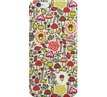 Mushrooms. iPhone Case/Skin