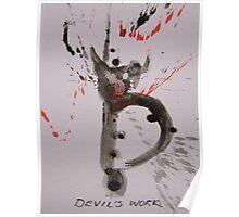 Devils Work Poster