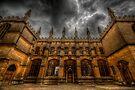 Bodleian Library  by Yhun Suarez