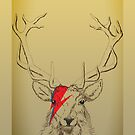 DeerSane - iPhone case by D4N13L