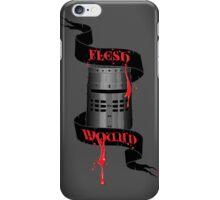 Flesh Wound - iPhone case iPhone Case/Skin