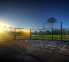 Hoops Heaven 2.0 by Yhun Suarez