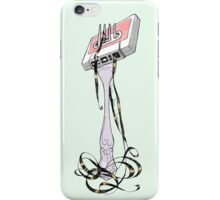 Retro Dj iPhone Case/Skin