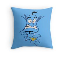 Itty Bitty Living Space Throw Pillow