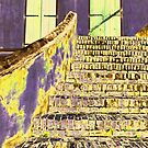 Psychedelic Stairway by Leon Heyns