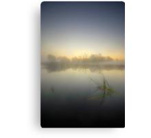 Misty Dawn 4.1 Canvas Print