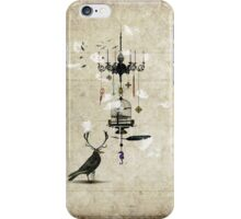 The Crow's Treasures iPhone Case/Skin