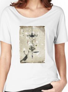 The Crow's Treasures Women's Relaxed Fit T-Shirt