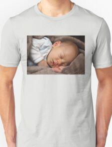 Sleeping baby girl T-Shirt