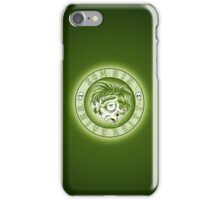 Zombie U Alumni Toxic Green Case iPhone Case/Skin